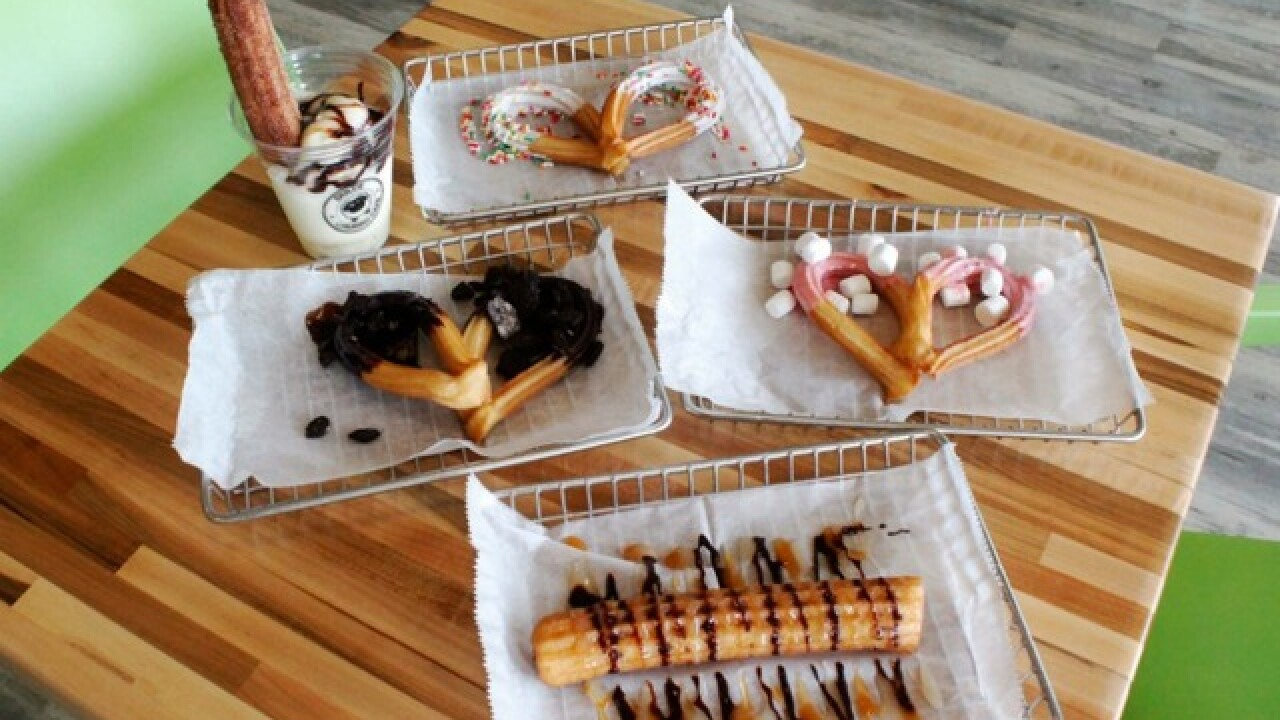 Love churros? Head to this cafe in Gilbert