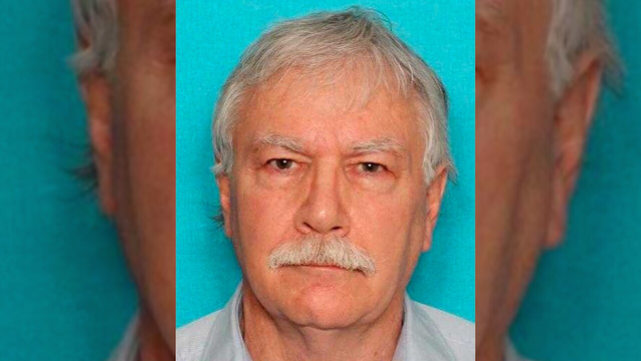 Silver Alert Cancelled For 67-Year-Old With Parkinson's