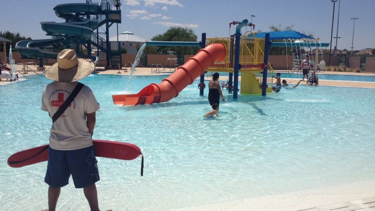 7 Clark County water parks opening this weekend, public pool