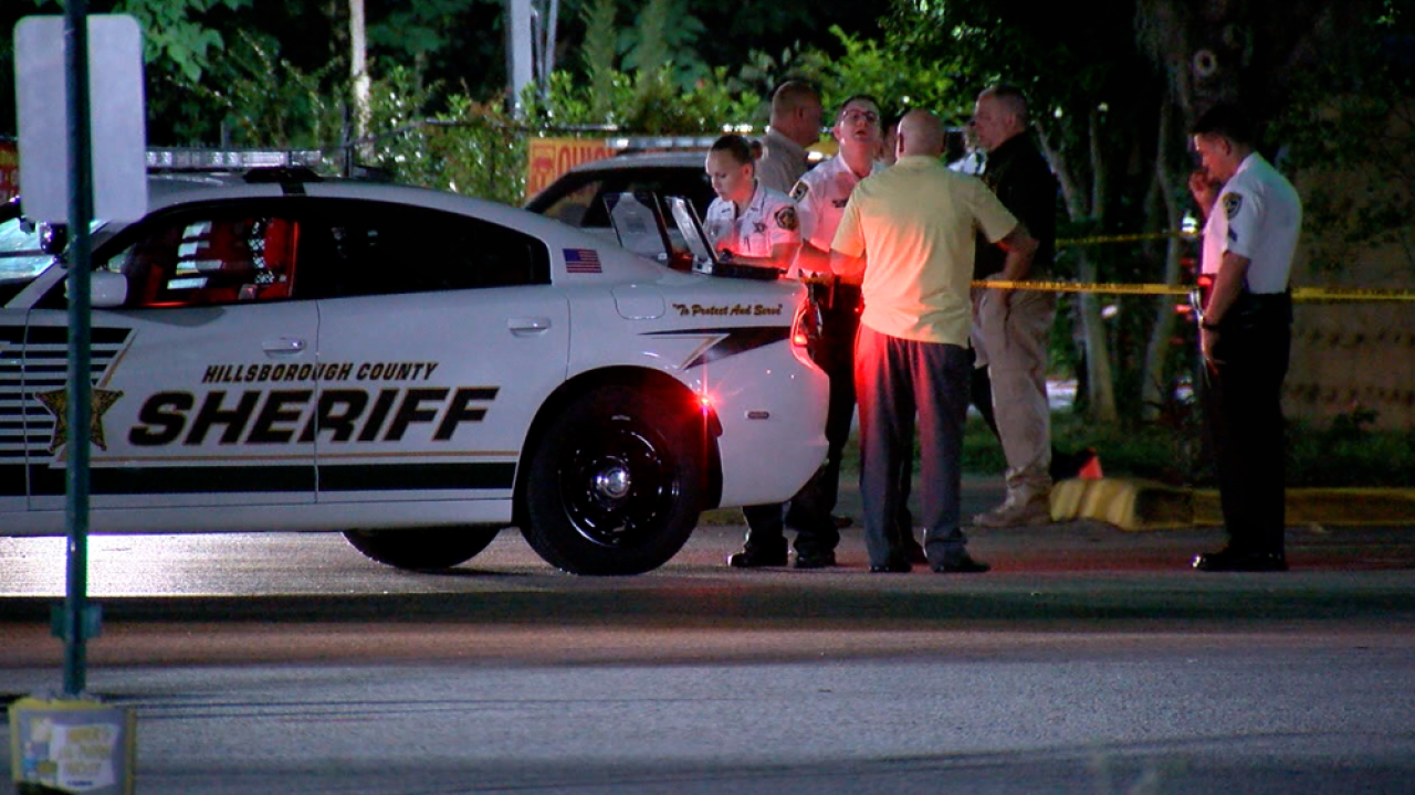 Man killed in Florida Islamic Society's parking lot