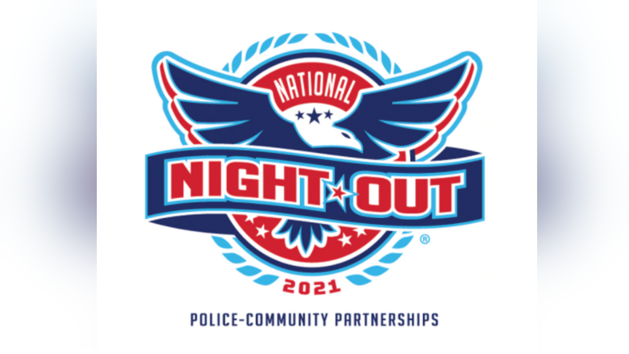 National Night Out will be held by the CCPD on Tuesday night