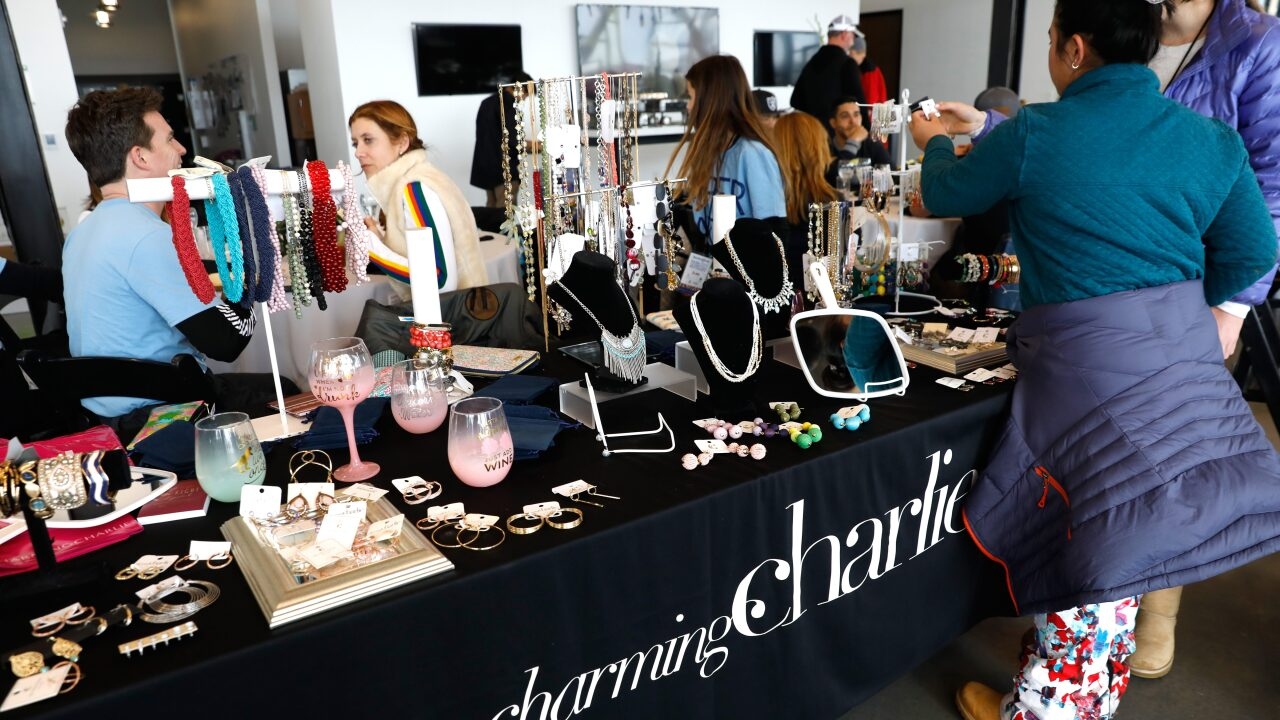 Save up to 50% at Charming Charlie's store closing sale