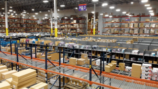 fedex warehouse