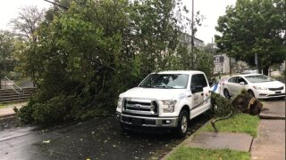 Dorian is no longer a hurricane but it's still causing power outages in Canada