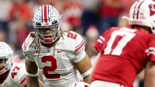 Ohio State Heisman finalist Chase Young