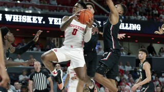 Cincinnati Houston Basketball