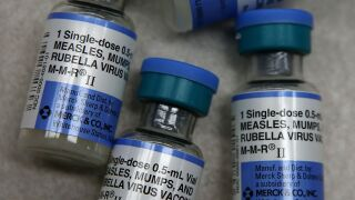 CDC: 'Reasonable chance' US will lose measles elimination status
