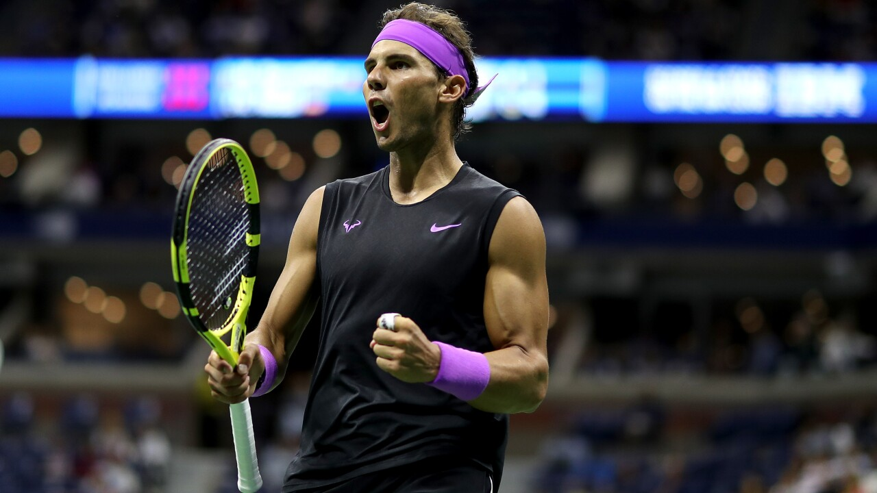Nadal beats Berrettini to reach US Open final; Medvedev next