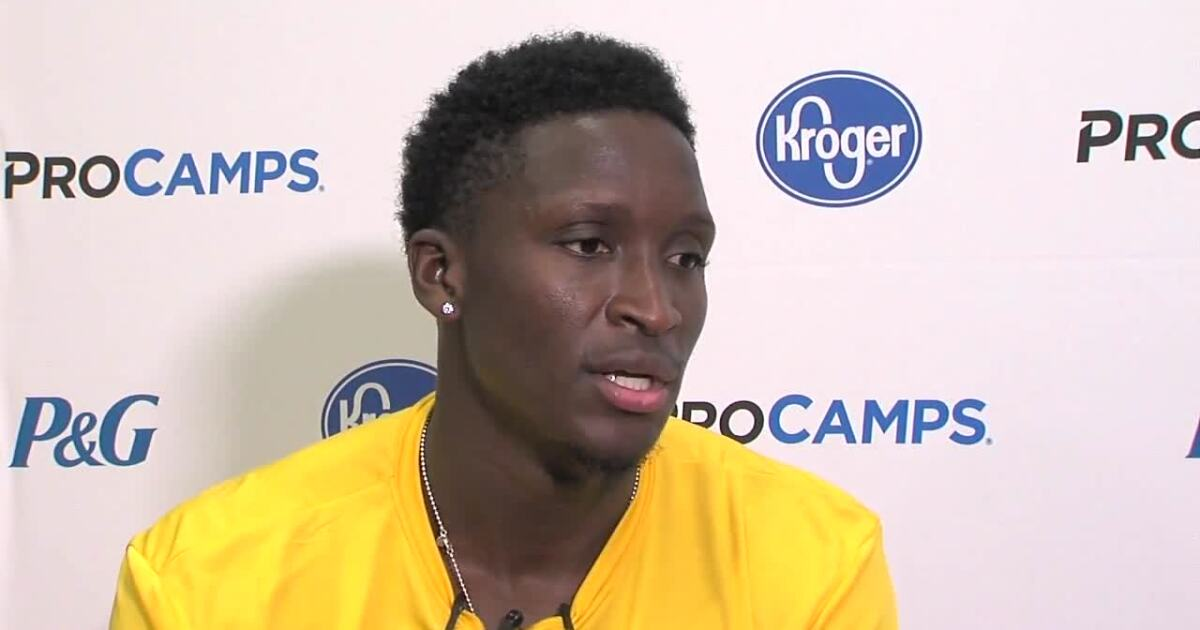 Oladipo talks about Camp and Comeback