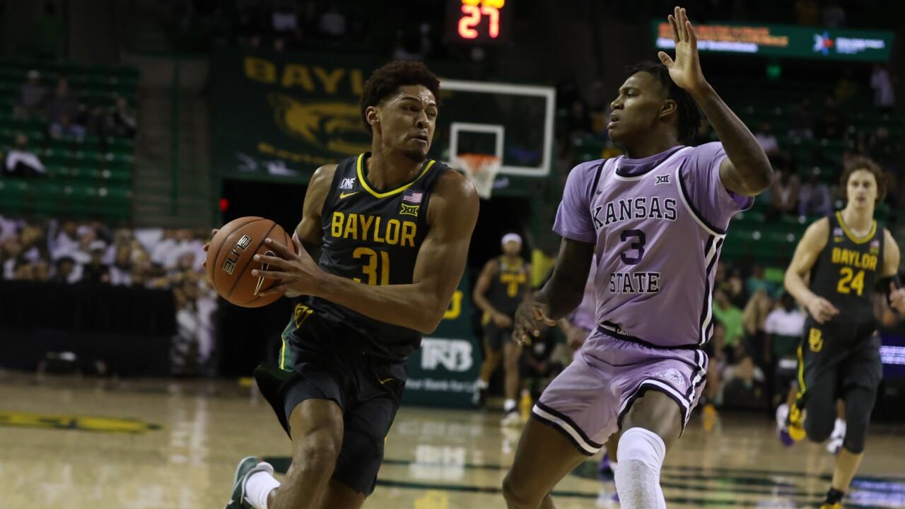 Kansas St Baylor Basketball