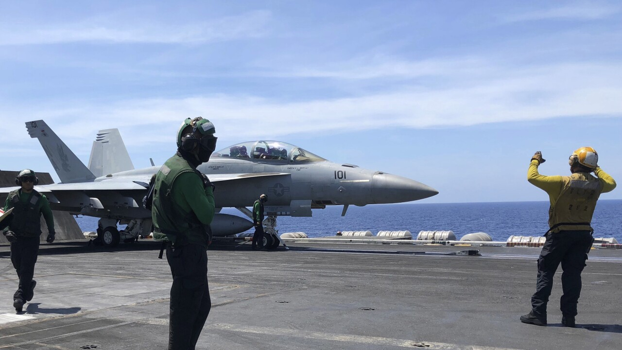 Navy captain fired after blowing whistle tests positive for COVID-19