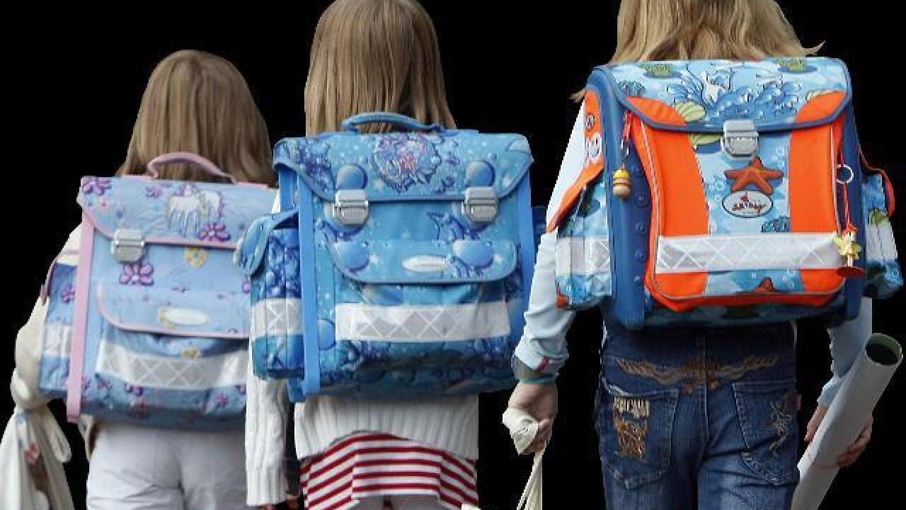 Ohio high school banning backpacks to ensure student safety