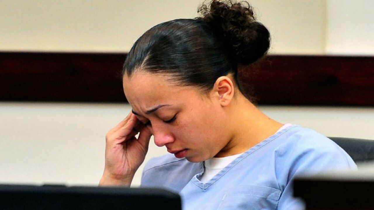 Cyntoia Brown — who killed a man who bought her for sex — was released from prison today