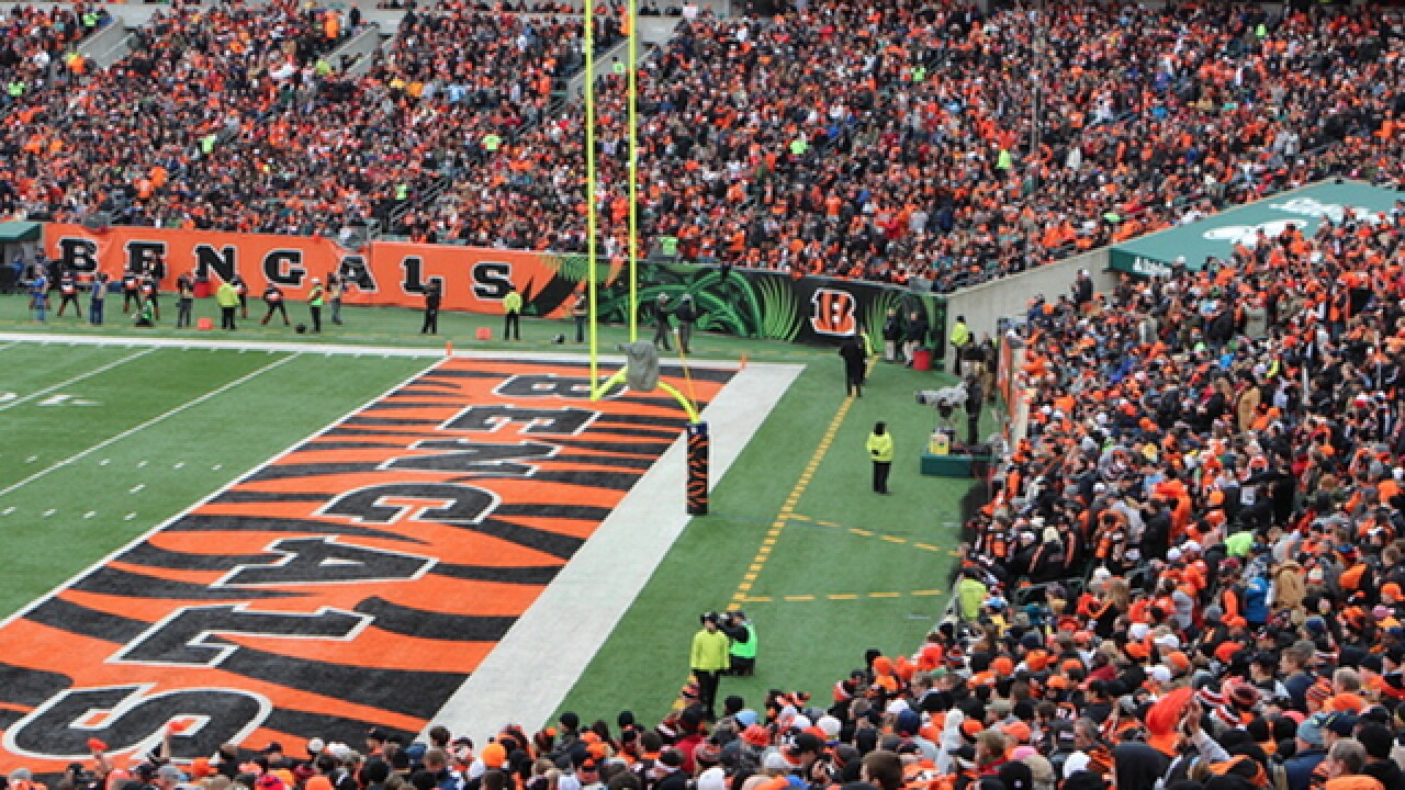bengals lease requires taxpayers to cover game day expenses in 2017