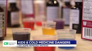 Consumer Reports: Kids and cold medicine dangers