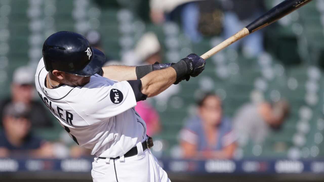 Angels get 2B Ian Kinsler from Tigers for 2 minor leaguers