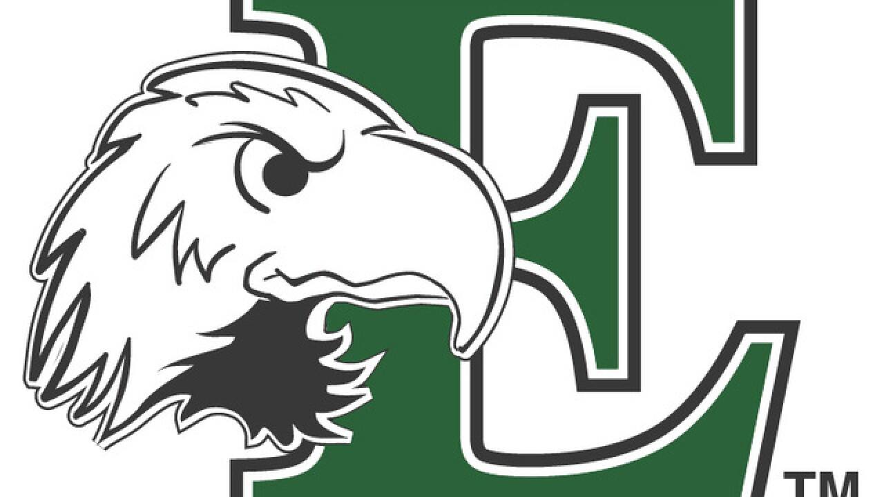 Eastern Michigan gets 1st MAC win, beats Ball State 56-14