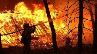 San Diego crews shift resources for wildfires