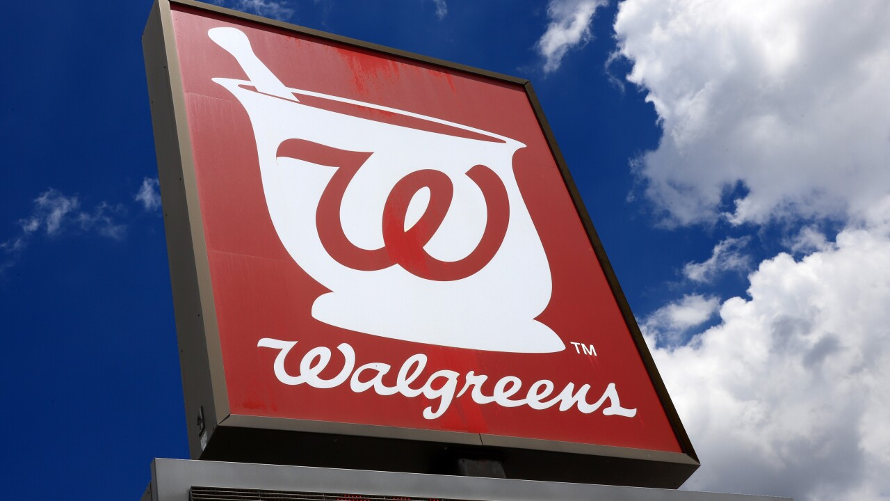 Walgreens expanding drive-thru COVID-19 testing to hot spots in 7 states