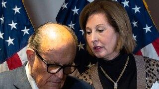 Rudy Giuliani, Sidney Powell