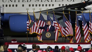 President Trump to hold Make America Great Again rally in Newport News on September 25