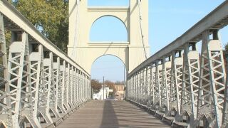 Parks and Recreation department request $5.5 million to repair Waco Suspension Bridge