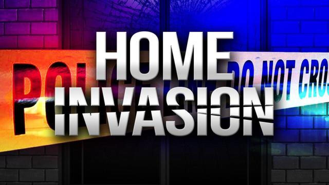 Grand Chute Police investigating home invasion