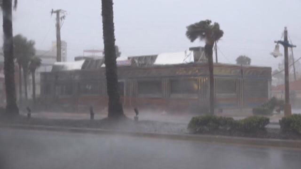 Hurricane Matt -- Jacksonville