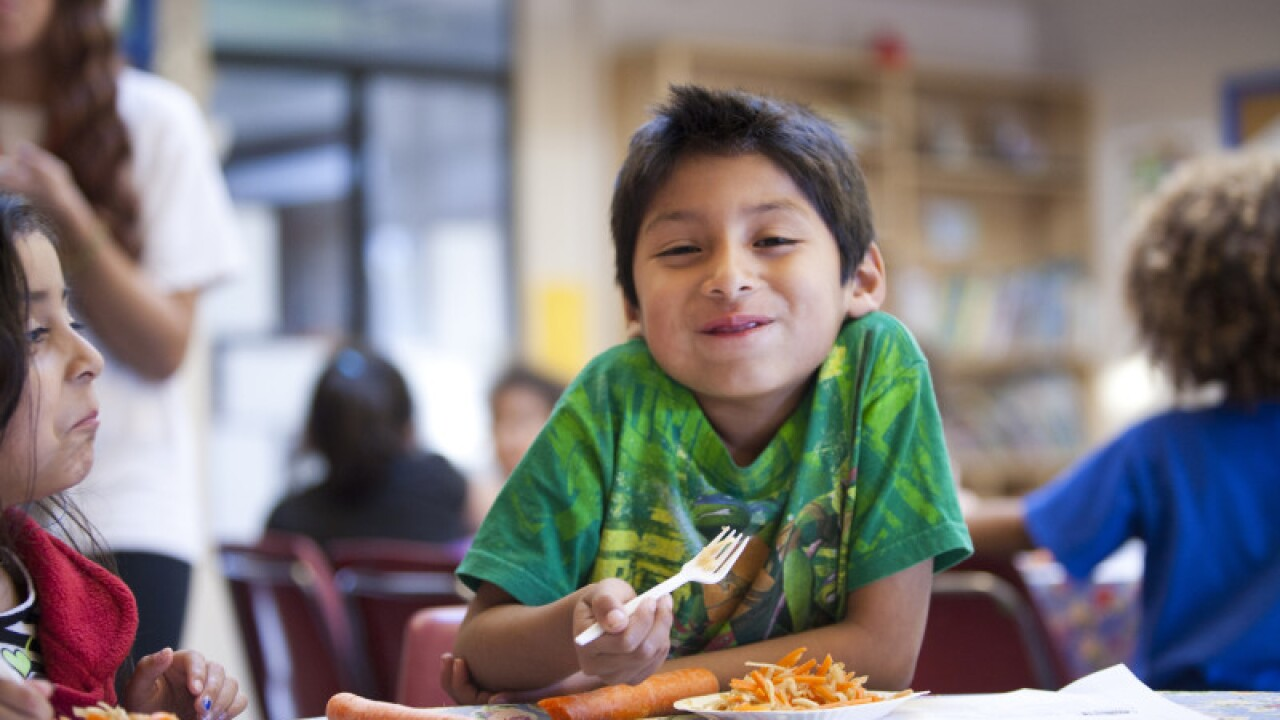 Feed More providing free meals for kids and teens with summer foodprogram
