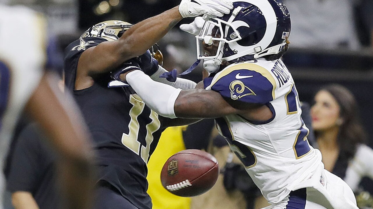 NFC Championship - Los Angeles Rams v New Orleans Saints