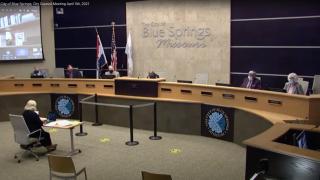 Blue Springs City Council