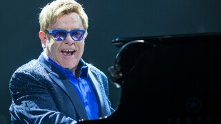 Elton John to host 'Living Room Concert For America' to benefit charities