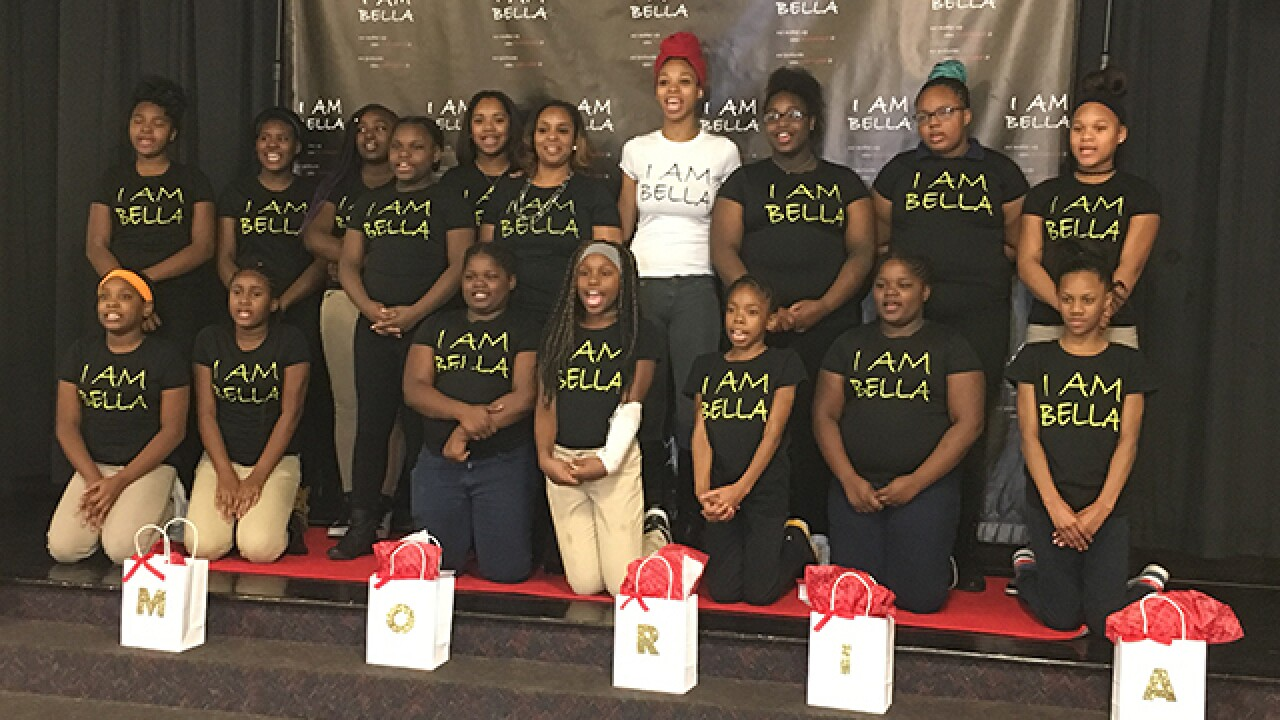 I Am Bella empowers female youth in Cleveland