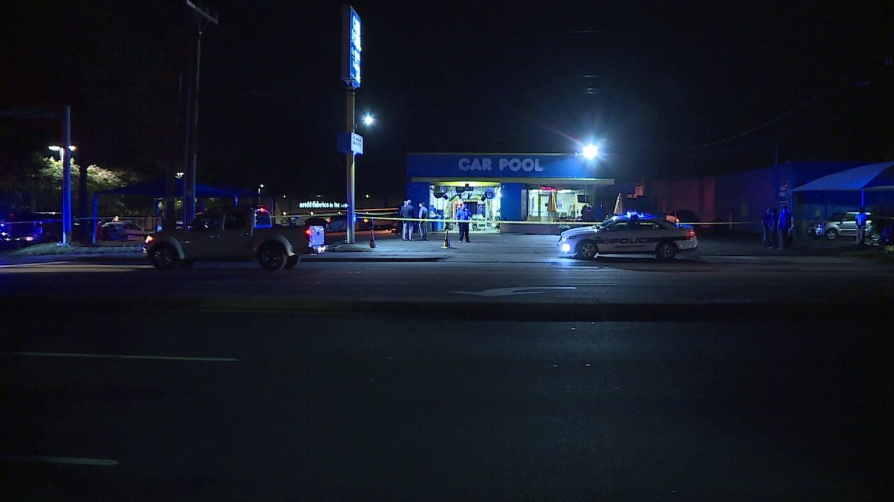 1 dead, 1 wounded in shooting at Henrico car wash