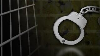 handcuffs jail generic AP