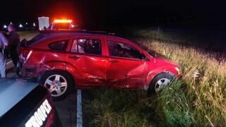San Patricio County police chase