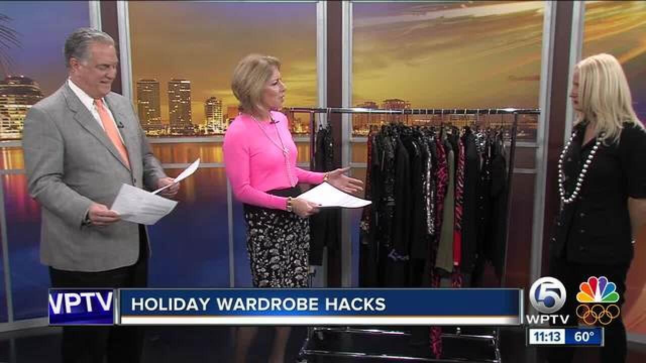 Holiday party wardrobe ideas