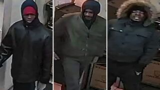 Men sought in violent string of robberies in the Bronx