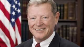 Oklahoma Senator Jim Inhofe