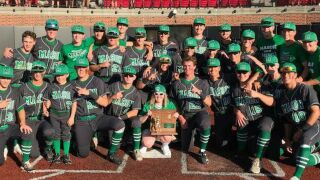 Mason baseball beats Moeller 3-2, heads to first state tournament in 30 years