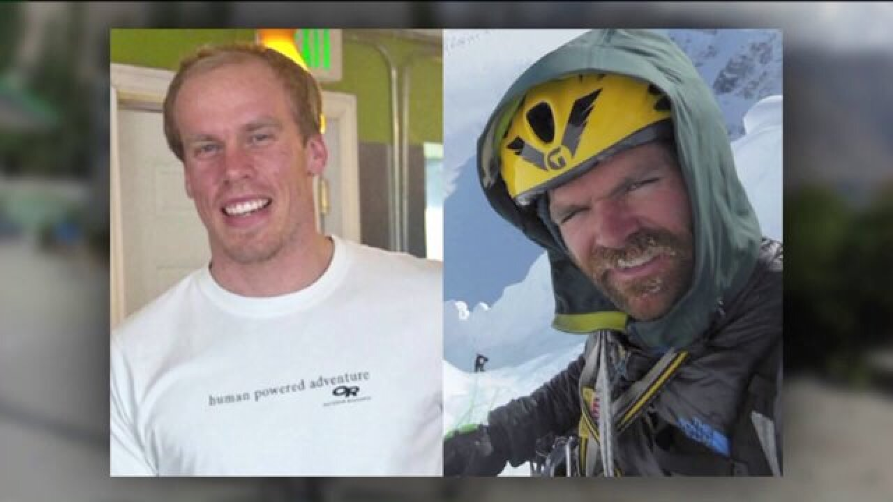 Search effort ramps up for Utah climbers missing in Pakistan