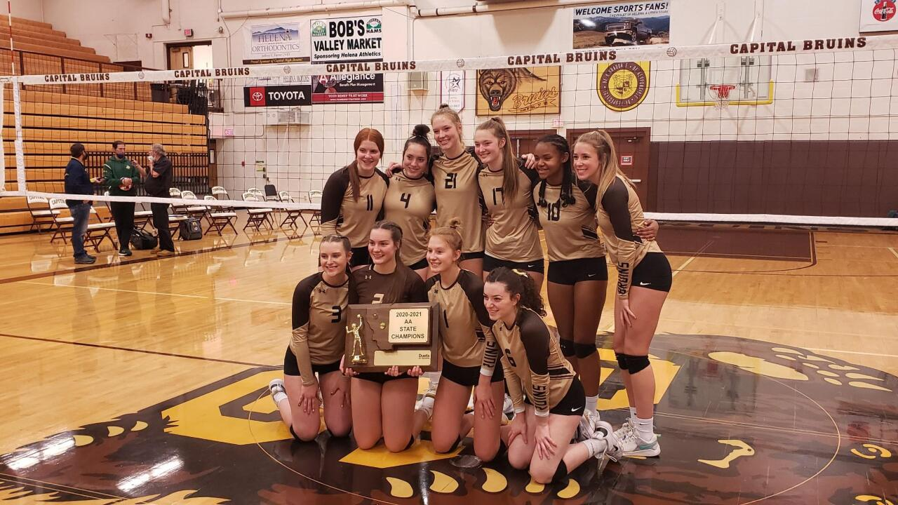 Helena Capital volleyball champions.jpg