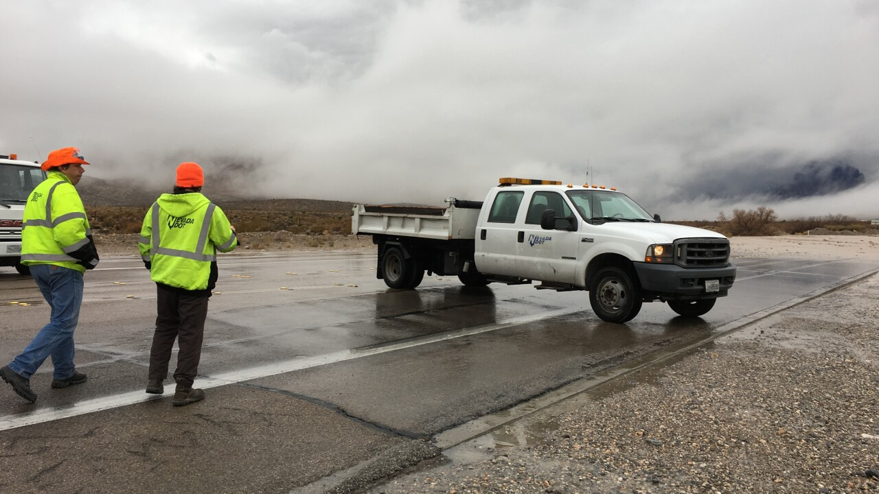 Flood control planning shows success in record-setting Las Vegas Winter storm