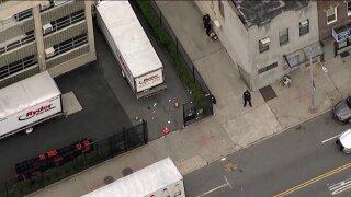 Man fatally struck by box truck in Kew Gardens, Queens
