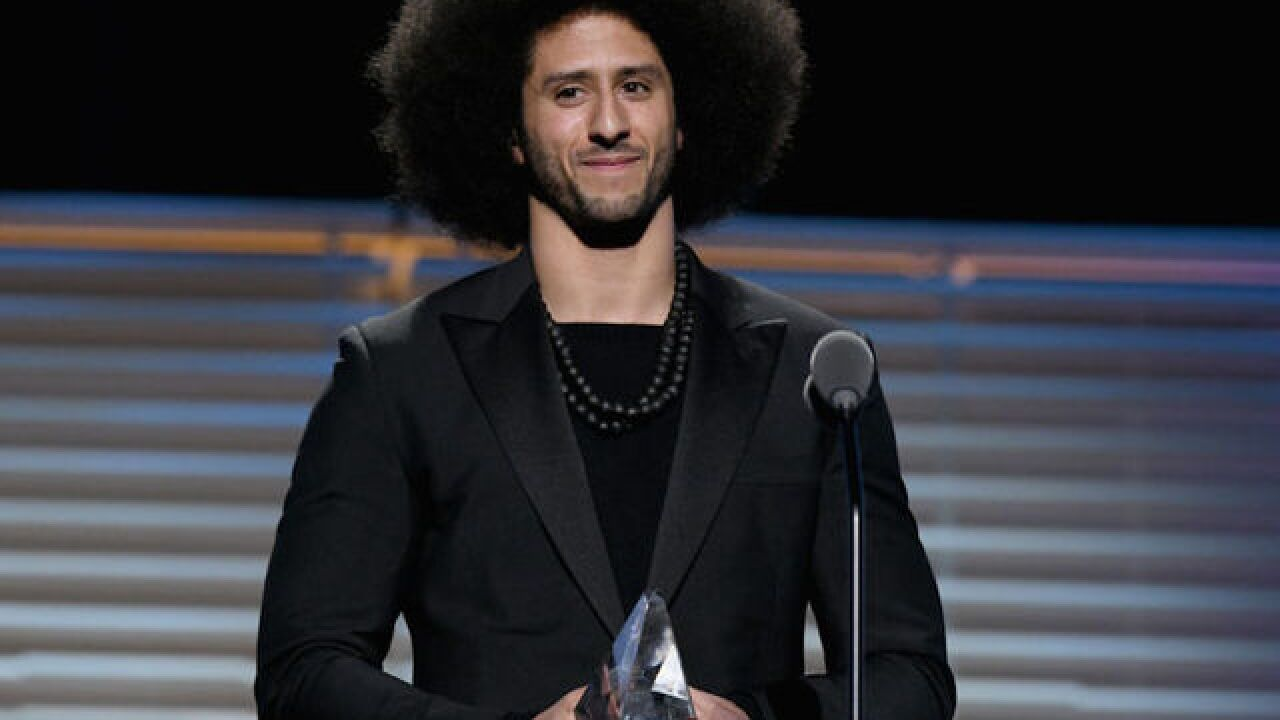 Nike's support for Colin Kaepernick protest has some destroying their shoes