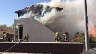 July 10 apartment fire - 1310 W Polk