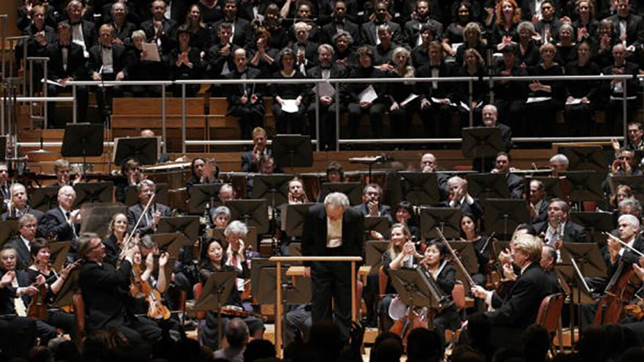 Baltimore Symphony Orchestra's future 'uncertain', according to