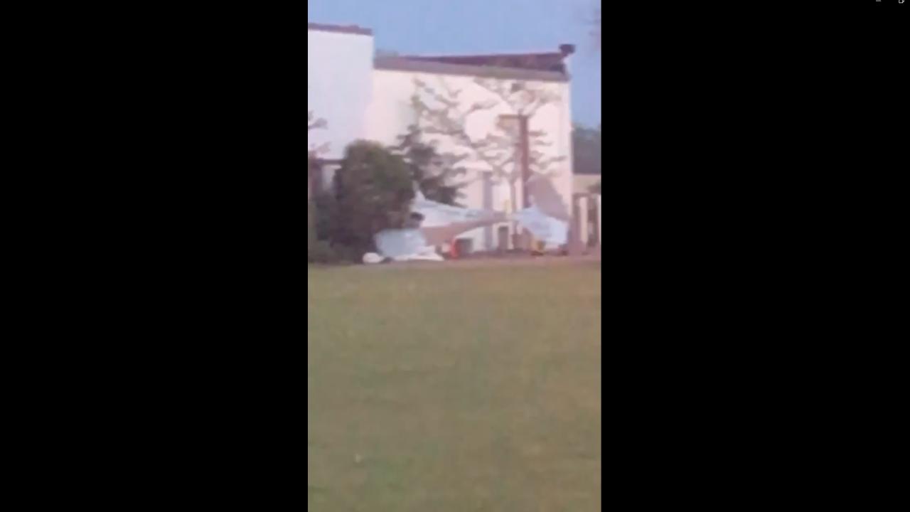 racine airplane crash