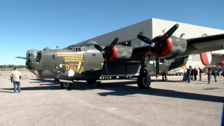 Wings of Freedom Tour B-24 Liberator