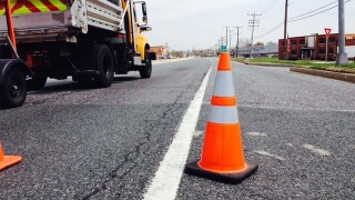MD 295 to I-95 N ramp closed Thursday for pothole repair